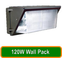 120W Wall Pack