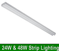 24W & 48W Strip Lighting