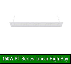 150W PT Series Linear High Bay